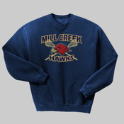 MCL - 562 Jerzees Adult 8oz. NuBlend® 50/50 Fleece Crew