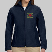 EMCL - M990W Harriton Ladies' 8oz. Full-Zip Fleece