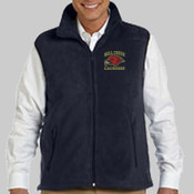 EMCL - M985 Harriton Fleece Vest